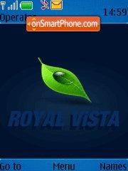 Capture d'écran Royal Vista thème