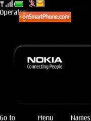 Nokia Connecting People theme screenshot