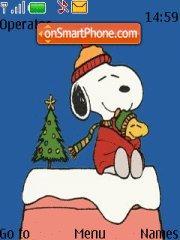 Snoopy 06 tema screenshot