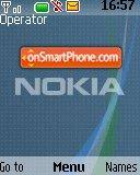 Nokia Simple tema screenshot