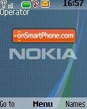 Nokia Simple Theme-Screenshot
