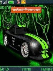 Dodge Viper 03 theme screenshot