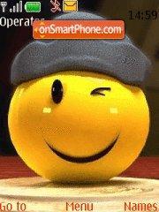 Smile 04 es el tema de pantalla