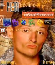 Volya 01 theme screenshot