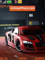 Carbon Ated R8 V3 tema screenshot
