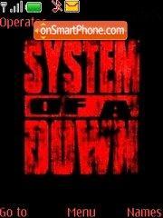 System Of A Down 03 es el tema de pantalla