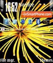 Скриншот темы Firework