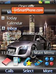 Audi R8 i-style es el tema de pantalla