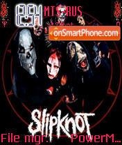 Slipknot Theme-Screenshot