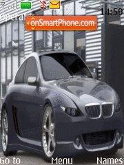 BMW 6 es el tema de pantalla