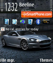 AstonMartin 01 theme screenshot