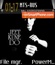 Скриншот темы Jeet Kune Do