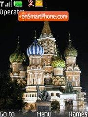 Moscow theme screenshot