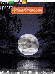 Night theme screenshot