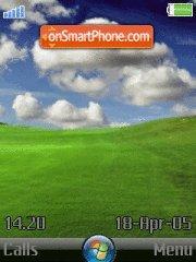 Windows Vista 01 es el tema de pantalla