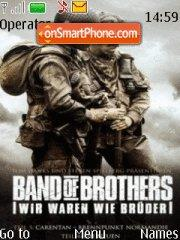 Band Of Brothers es el tema de pantalla