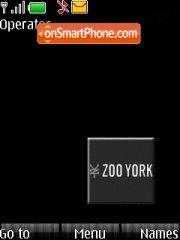 Zoo York 2 theme screenshot