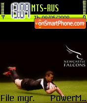 Rugbyelite es el tema de pantalla