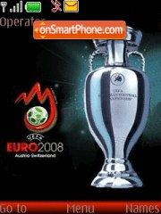 Euro 2008 03 theme screenshot