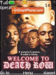 Death Row 01 theme screenshot
