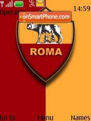 Capture d'écran As Roma 01 thème