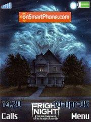 Скриншот темы Fright Night
