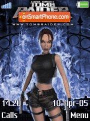 Lara Croft 03 es el tema de pantalla
