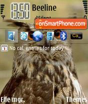 Sova theme screenshot