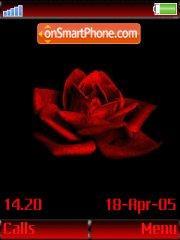 Wild Rose es el tema de pantalla