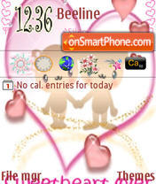 Bear Couple tema screenshot