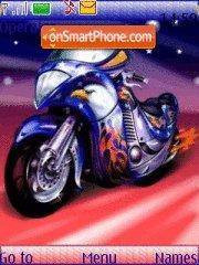 Easy Rider Theme-Screenshot