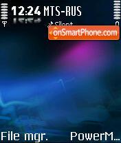 Скриншот темы N95 By NVirus