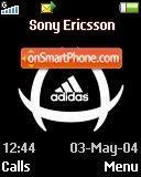 Adidas Aari es el tema de pantalla