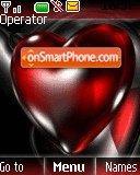 Glass Heart es el tema de pantalla