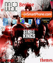 Street Kings theme screenshot