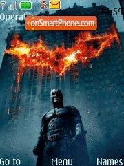 Batman 07 theme screenshot
