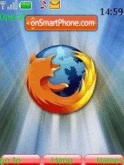 Скриншот темы Firefox 11