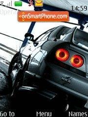 Nissan Skyline Gtr 04 theme screenshot