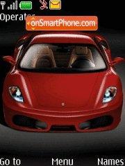 Ferrari 614 theme screenshot