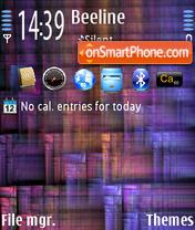 Stroke Painting theme screenshot