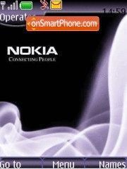 Скриншот темы Nokia