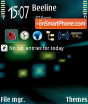 LightEffectV3 es el tema de pantalla