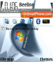 Vista 04 theme screenshot