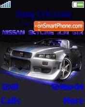 Nissan es el tema de pantalla