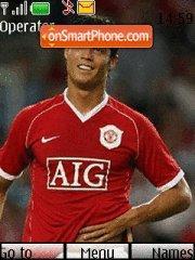 K.Ronaldo es el tema de pantalla