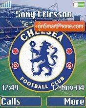 Chelsea FC es el tema de pantalla