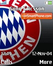 FC Bayern Munchen es el tema de pantalla