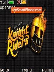 Kolkata Knight Riders v2.0 theme screenshot
