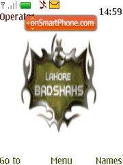 Lahore Badshahs theme screenshot