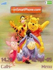 Pooh Gang es el tema de pantalla